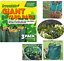 thumbnail 2 - 3 Pack of 132 Gallon Bags - Perfect for Lawn, Garden, Leaf / Leaves, Yard Debris