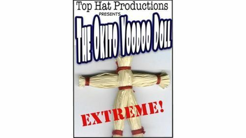The Okito Voodoo Doll Extreme! Magic Tricks by Top Hat Productions