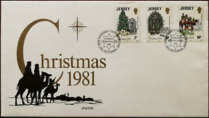 Jersey-Christmas-1981-First-Day-Cover-Insert