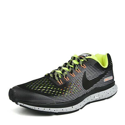 NEW KIDS NIKE ZOOM PEGASUS 34 SHIELD SNEAKERS 922850 001 MULTIPLE SIZES | eBay