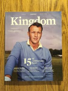 ARNOLD PALMER Kingdom Magazine Issue 42 (Double Issue, 15th Anniversary)