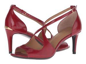 New Calvin Klein Womans Heels Landria