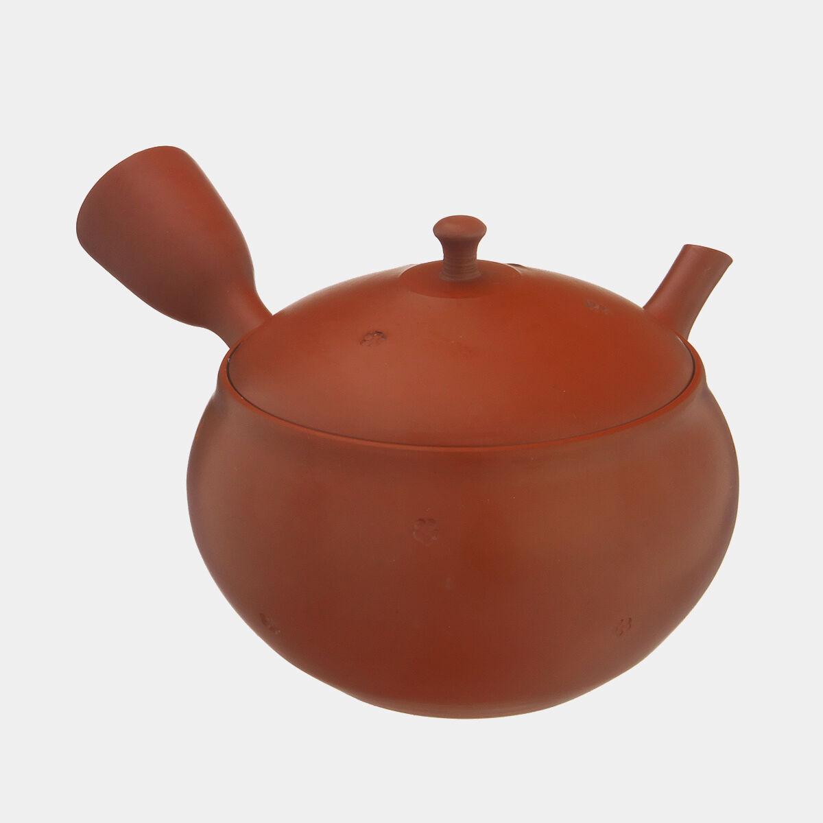 Tokoname Pottery hokuryu-Japanese Pottery Kyusu tea pot 350cc céramique maille filet