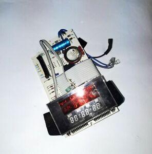 09 2984 - Module D'affichage Siemens Pour Micro-ondes Hf46020/01 Dans La Douleur