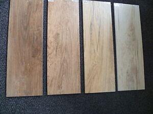 fliesen feinsteinzeug ecowood red almond brown gold 15x45cm holzoptik ebay. Black Bedroom Furniture Sets. Home Design Ideas