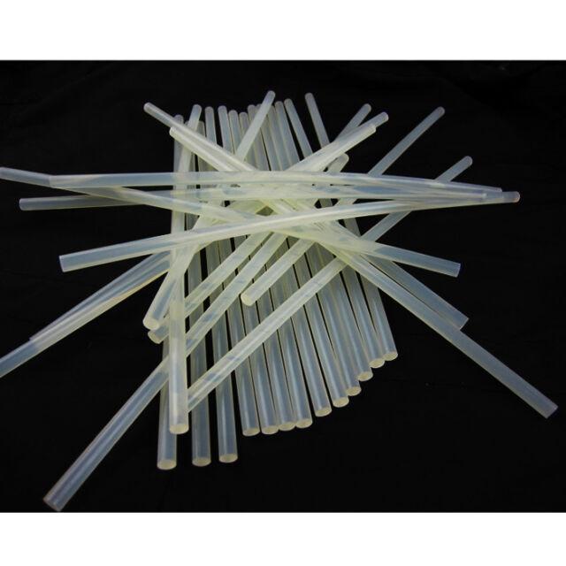10x Translucence Melt Glue Adhesive Stick 190mm 7mm Fit for Glue Gun Sticks S PT