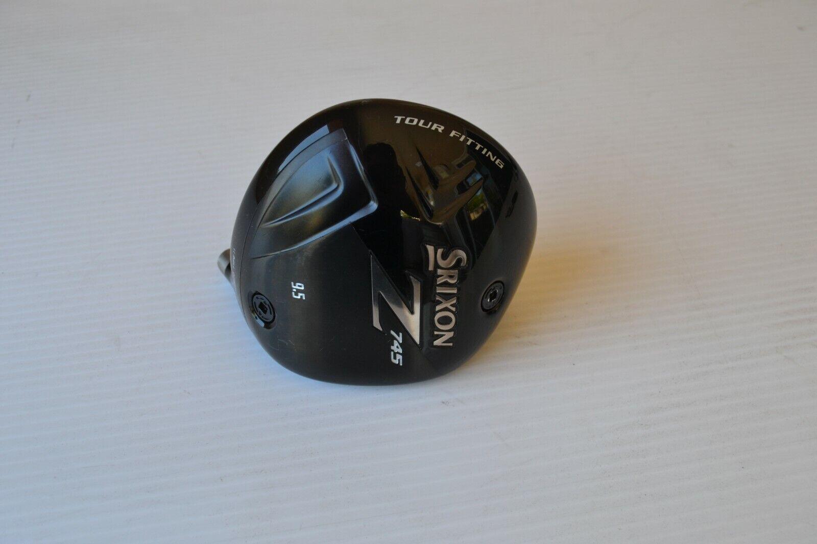 Tour  Issue Srixon Z745 9.5 ° cabeza de controlador de montaje projootipo 11 Tour 7888  todos los bienes son especiales
