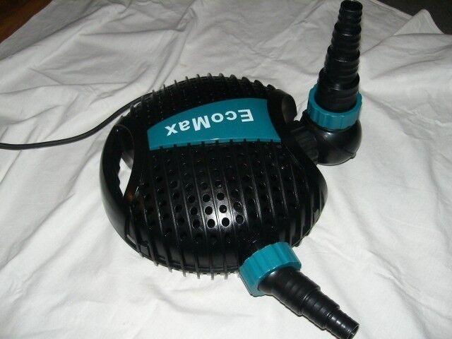 Jebao   Aquaforte Eco Bomba de Filtración de Estanque O-8500 Eco 95 Vatios