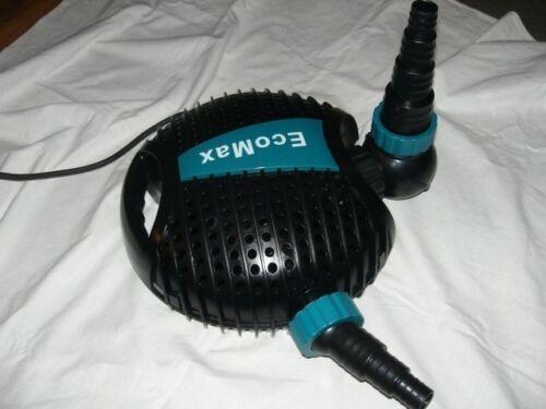 Jebao Aquaforte Eco Teichpumpe Filterpumpe O-8500 ECO 95 Watt