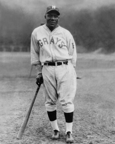 Homestead Grays JUD /'BOOJUM/' WILSON Glossy 8x10 Photo Negro League Poster HOF 06