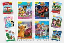 Busy Books TOY STORY 4 - BLAZE - MASHA AND THE BEAR - PRINCESSES - LION KING