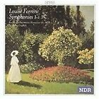 Louise Farrenc - : Symphonies Nos. 1 & 3 (1998)