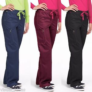 NEW WOMEN MED COUTURE / MC2 NURSING UNIFORM SCRUB PANTS XS-XL #8741 LAYLA