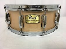 "Pearl Session Studio Classic 14/"" X 5.5/"" Snare Drum//Sequoia Red//Finish #110//NEW"
