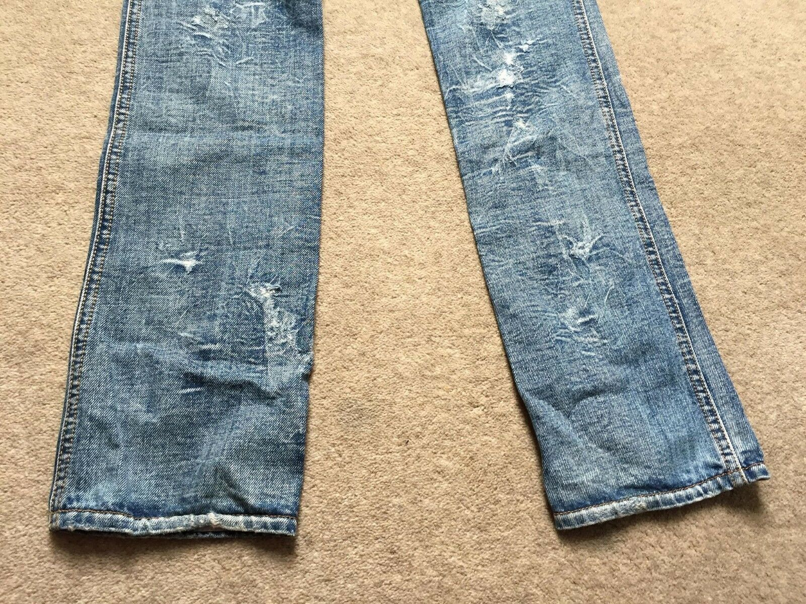Jeans Donna Diesel Diesel Diesel LHELA WASH 0071J Dimensioni  W24 L30 bf5094