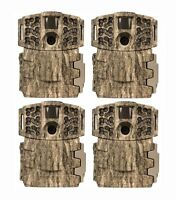4 Moultrie M-888 M888 Gen 2 Scouting Stealth Trail Cam Deer Security Camera