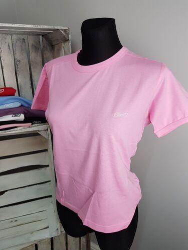 Reebok Ladies//Women`s Short Sleeve T-Shirt Top R3