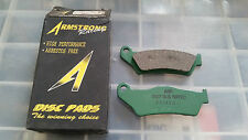 FA245 FA181 BRAKE PADS ARMSTRONG 232450 KTM TM HUSQVARNA HUSABERG CCM SHERCO YAM