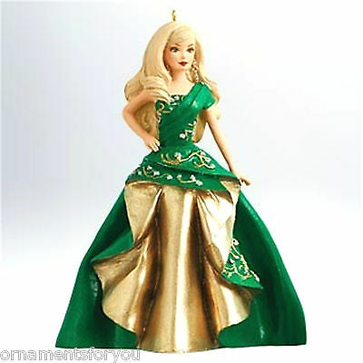 Hallmark 2011 Celebration Barbie ORnament