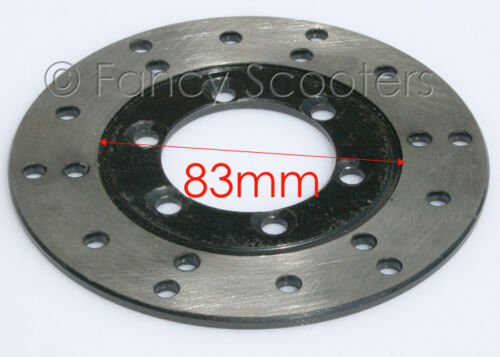 Peace Sports ATV Front Disc Rotor 130mm CENTER HOLE 48MM