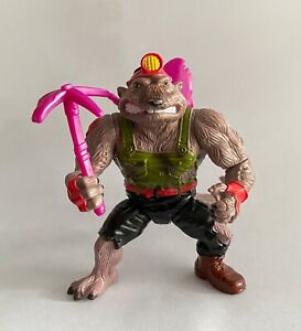 Vintage 1991 Teenage Mutant Ninja Turtles Tmnt Dirtbag Action Figure Ebay