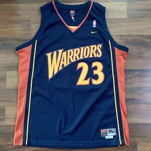 Details about Jason Richardson NBA Golden State Warriors Nike Swingman Jersey Sz XL