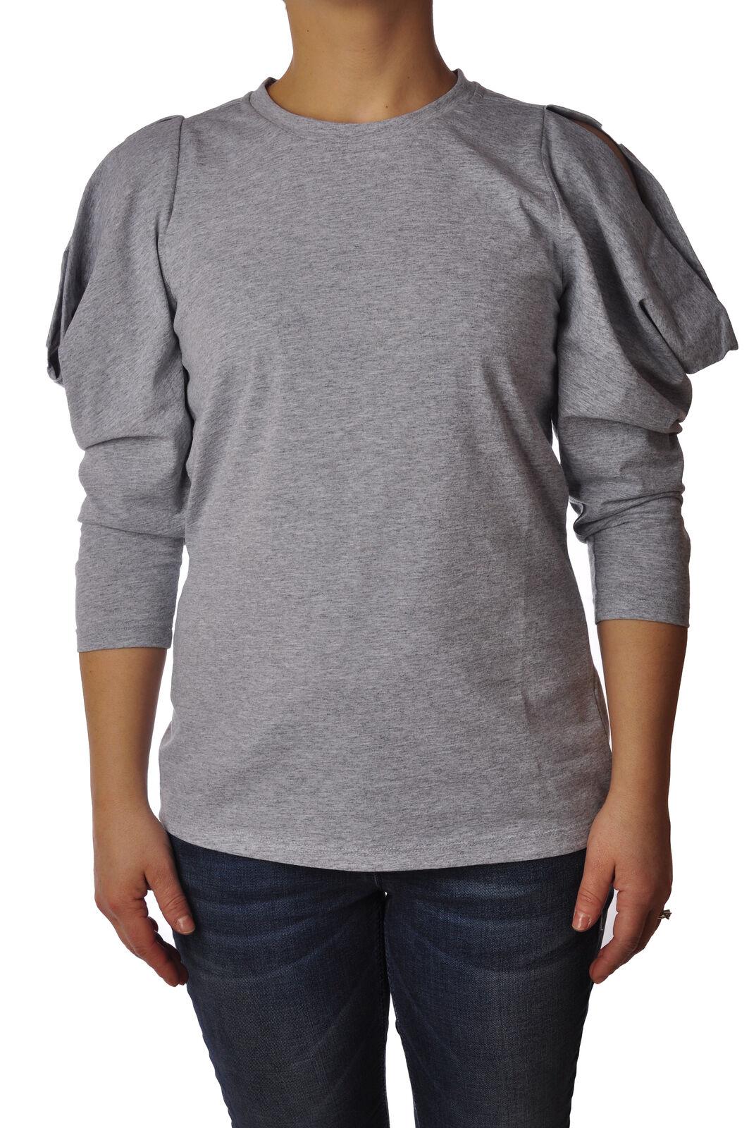 Rosao - Topwear-T-shirts - Woman - grau - 3355906E183811