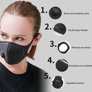 De Carbón Anti-tormenta Anti Máscara Humo Filtro Polvo