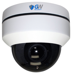 GW520IP 5MP IP PoE Dome PTZ Security Camera Used Camera