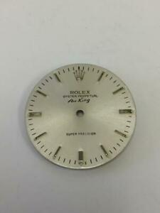 VINTAGE-ROLEX-AIR-KING-REF-5500-PROFESSIONALLY-RESTORED-DIAL