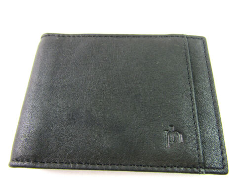 Unisex Premium Real Soft Leather Credit Card Holder Coin Purse Wallet ID