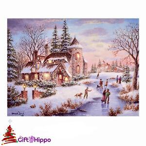 Christmas-Decorations-Christmas-LED-Light-up-Canvas-Picture-40cm-x-30cm-N1
