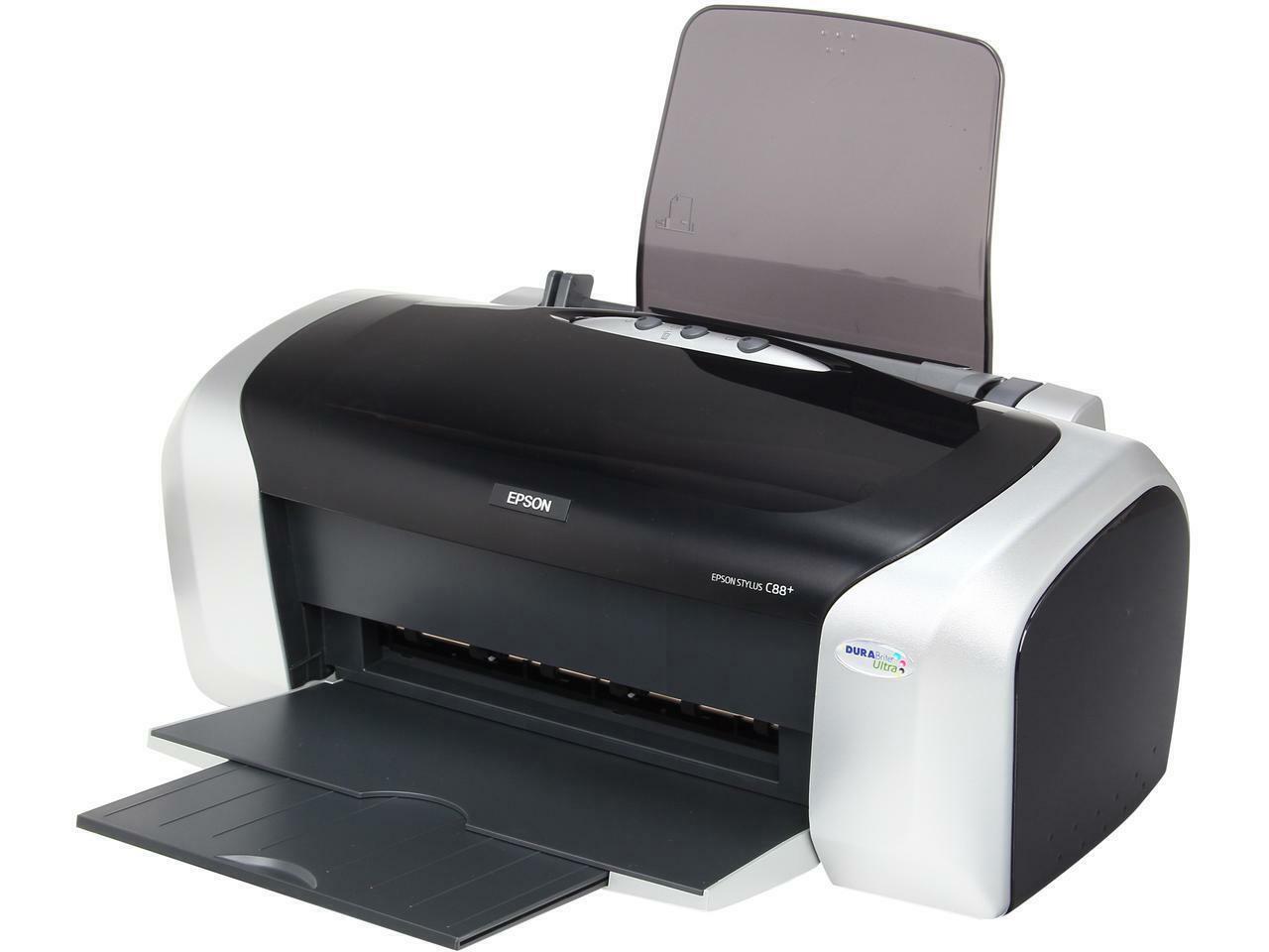 Epson Stylus C88+ Digital Photo Inkjet Printer