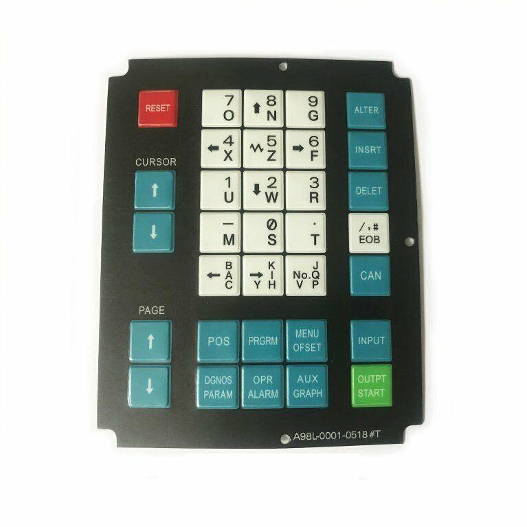 1Pcs New Fanuc Membrane Keysheet Keypad Keyboard A98L-0001-0524T il