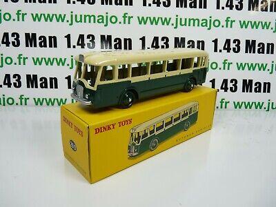 Autobús parisien-Dinky Toys 29 d nuevo embalaje original