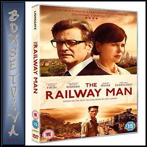 the railway man colin firth amp nicole kidman brand new