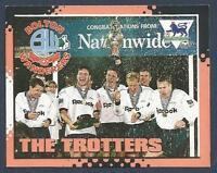 MERLIN PREMIER LEAGUE KICK OFF 1997/98- #003-BOLTON WANDERERS-THE TROTTERS