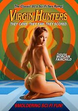 Virgin Hunters DVD, aka Test Tube Teens From The Year 2000
