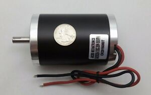 New 12v Dc 10000 Rpm High Speed Electrical Motor Project