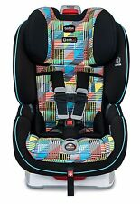 Britax Boulevard Clicktight Convertible Car Seat Child Safety Vector NEW 2017