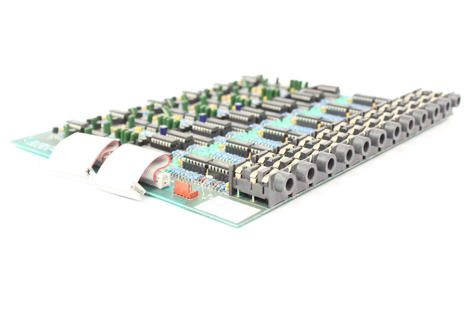 Raro Aphex impulso impulso impulso Audio PCB placa principal de audio 68-165 For Impulse   nuevo Nos  f2557f