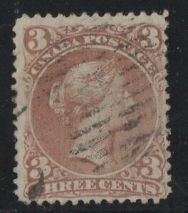 MOTON114-25-Large-Queen-3c-Canada-used-well-centered