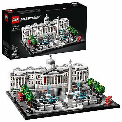 LEGO Architecture Trafalgar Square 21045 Model Set Architecture Gift 1197pc
