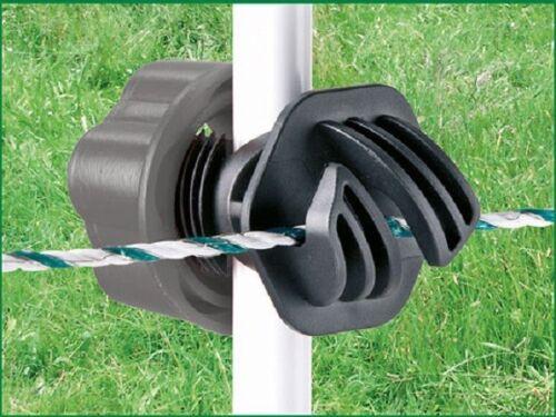 Schraubisolator vario Plus para galon cuerda floja cinta aislante 441387//201