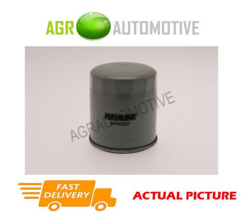 PETROL OIL FILTER 48140037 FOR VAUXHALL MERIVA 1.6 101 BHP 2003-06