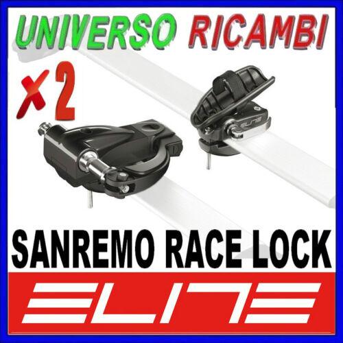 2 Portabici da tetto ELITE SANREMO RACE LOCK