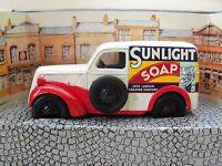 Corgi - Classic Vehicles - Ford Popular Van sunlight Soap - 1/43 Diecast