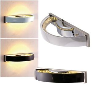 Lampada-LED-da-parete-bianco-caldo-235LM-IP20-230V-6W-EEK-A-faretto-Muro