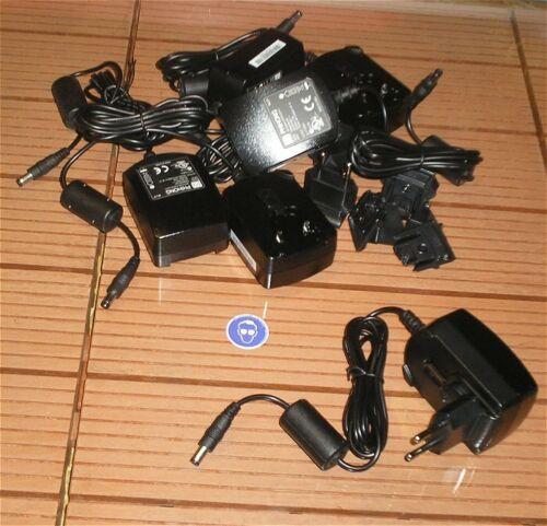 SdfkPlakette Netzteil Steckernetzteil 230V Volt AC auf 24V DC 830mA 0,8A Ampere