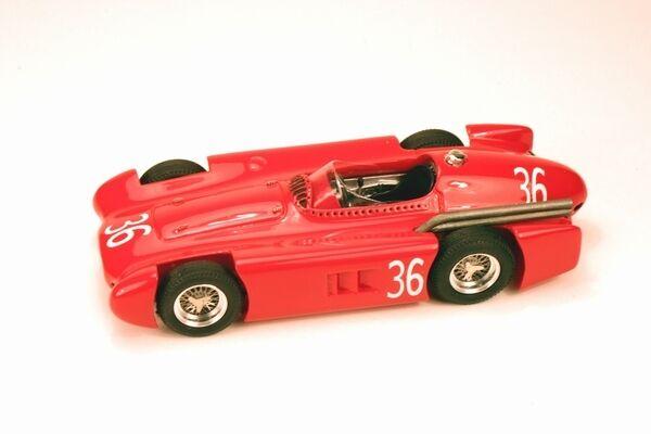 MASERATI 250F  N°36 GRAN PRIX MONZA 1955 DRIVE BEHRA  BUILT UP PINKO 1 43